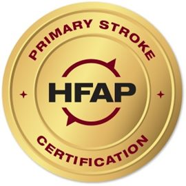 Deaconess Primary Stroke Centers Reaccredited by HFAP