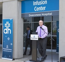 New Infusion Center Opens