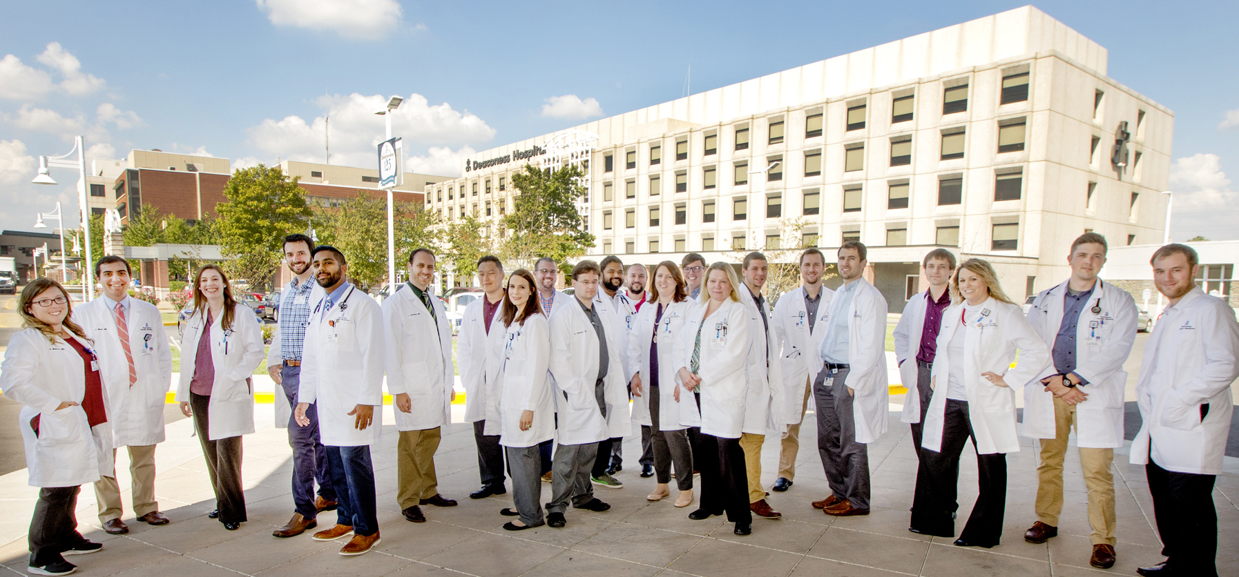 Deaconess - Family Medicine Residency